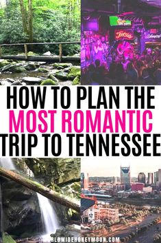 This is the ultimate guide on planning a honeymoon in Tennessee | Honeymoon in Tennessee Cabin Rentals | Honeymoon in Tennessee Pigeon Forge | Gatlinburg Tennessee Honeymoon | Nashville Tennessee Honeymoon | Pigeon Forge Tennessee Honeymoon | Knoxville Tennessee Honeymoon | Memphis Tennessee Honeymoon | Tennessee Vacation | Memphis Honeymoon | Romantic Getaway Tennessee #tennesseehoneymoon #nashvilletennesseehoneymoon #memphistenneseehoneymoon #gatlinburghoneymoon Tennessee Vacation, Gatlinburg Tennessee, Nashville Tennessee, Amazing Destinations, Travel Destinations, American Attractions, Travel Guides, Travel Tips, Romantic Travel