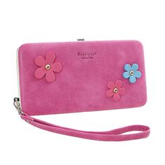 Women Flower 5.5 Inch Phone PU Wallet Case Cover Long Wallet Purse For Iphone Samsung Huawei Xiaomi  Worldwide delivery. Original best quality product for 70% of it's real price. Hurry up, buying it is extra profitable, because we have good production sources. 1 day products dispatch from...