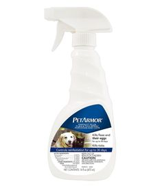 PetArmor Fastact Plus Flea and Tick Spray - 16 oz *** Continue to the product at the image link.