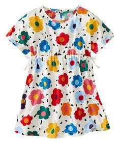 Love this Rainbow Wanna Play Tunic Dress - Infant, Kids & Tween on #zulily! #zulilyfinds
