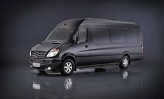 Our 14 Passengers  Sprinter Mercedes Benz Van
