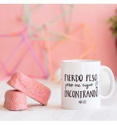 Taza Pierdo peso #pedritaparker #taza #mug #regalo #divertido