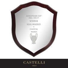 13th June - On this day: Real Madrid wins the first European Cup 1956   (Source: Castelli 2018 corporate diary/2018 diaries feature facts every day)