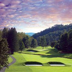 The Greenbrier White Sulphur Springs... #golf #courses