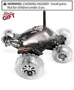 Platinum Collection Remote Control Thunder Tumbler