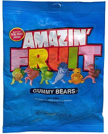 Amazin' Fruit Gummy Bears :) What ever happened to these? 90s Childhood, Childhood Memories, 90s Candy, Gummy Bears, 90s Kids, The Good Old Days, Growing Up, Nostalgia, Fruit