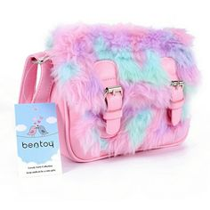 This fluffy and soft full size teddy bear cross body messenger bag is a must have for any little one! Featuring a traditional style brown teddy bear in a position that hugs and cuddles your body when worn! Cute Mini Backpacks, Unicorn Fashion, Hugs And Cuddles, Baby Girl Party Dresses, Kids Makeup, Cute Notebooks, All Things Cute, Girls Jewelry, Girls Bags