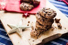Americké cookies si oblíbíte na první ochutnání. Pozor! Čím kvalitnější čokoládu použijete, tím lepší sušenky budou!; Jakub Jurdič