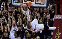 LeBron James y los Cavaliers obligan al 7mo partido de la final de la NBA