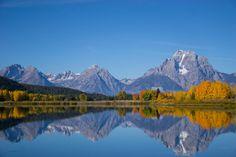 [OC] Oxbow Bend; Grand Teton National Park- Jackson Wyoming USA (6000 x 4000) #reddit