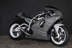Kawasaki H2 oleh Wrenchmonkees