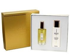 SCHERRER Women Gift Set Eau de Toilette 1.7oz Spray + 5oz B/LOT by Jean Louis Scherrer. $59.40. All our fragrances are 100% originals by their original designers. We do not sell any knockoffs or immitations.. Packaging for this product may vary from that shown in the image above. We offer many great sales and discounts making this fragrance cheaper than at department stores.. Jean Louis Scherrer Perfume for Women 2 Pc. Gift Set ( Eau De Toilette 1.7 Oz + Perfumed Body Lotion 5...