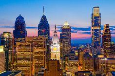 Huffington Post Declares Philadelphia The Most Underrated City In America! (Photo by B. Krist for Visit Philadelphia) Philadelphia Skyline, Philadelphia Attractions, Visit Philadelphia, Philadelphia Convention, Philadelphia Neighborhoods, San Diego, San Francisco, San Antonio, Nashville