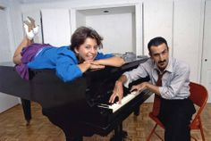 Frank and Moon via The Frank Zappa Hour