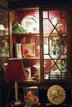 Lovely Christmas Hutch...