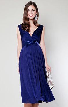 bd45e76ae0853 Anastasia Maternity Dress Short (Eclipse Blue) by Tiffany Rose Anastasia  Kleid, Dresses For