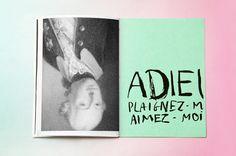 LETTERS - Studio l' Etiquette #mint #pink