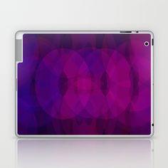 Purple#1 Laptop & iPad Skin