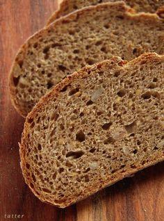 Tatter o Chlebie: na zakwasie zytnim Passion, Bread, Baking, Food, Brot, Bakken, Essen, Meals, Breads