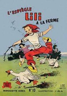 Lili N°10 - L'espiègle Lili à la ferme