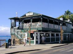 One of my favorite days included lunch here. Would love to go back. Cheeseburger in Paradise, Lahaina, Maui