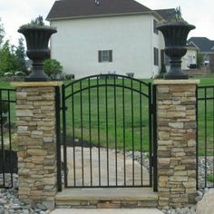 234 Best Block Wall Fence Images Cement Cinder Blocks