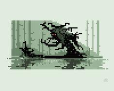 ShroomArts: PIXEL ART Character Concept, Concept Art, Character Design, Pixel Characters, 8 Bit Art, Pixel Art Games, Game Design, Game Art, Art Reference