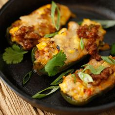 Guy Fieri's Pimento Cheese-Stuffed Jalapeños Recipe