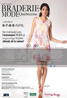 La Grande Braderie de mode à Montréal | lesventes.ca