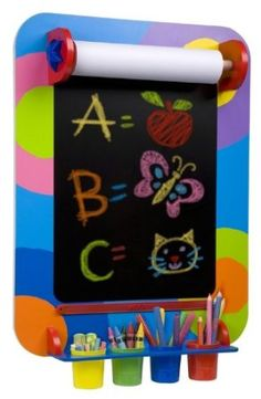 Amazon.com: ALEX Toys - Artist Studio, My Wall Easel, 31N: Toys & Games