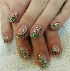 8 Diy nail holiday styles
