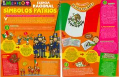 2 pages on Símbolos Patrios de México. Plus other resources for Día de Independencia http://spanishplans.org/2011/09/14/mexican-independence-day/