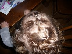 Curly Hairdo Ideas: Baby Hairstyle Ideas ~ How to Style Toddler Curly