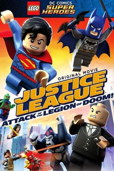 LEGO DC Comics Super Heroes Justice League Cosmic Clash - 720p Brrip | 2016…