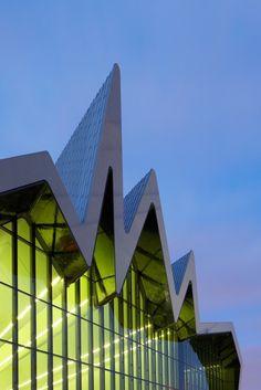 Riverside Museum by Zaha Hadid Architects I Like Architecture