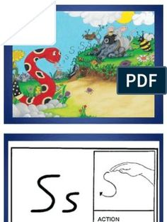 Jolly Phonics   PDF   Phonics   Reading (Process)