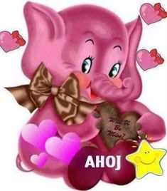 Piggy Bank, Good Morning, Hello Kitty, Blog, Character, Night, Mickey Mouse Drawings, Animales, Buen Dia