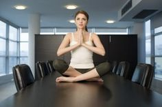 Yoga Classes in the Workplace