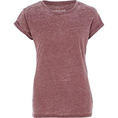 Darker version greyed raspberry colour, also textured look, soft and a gorgeous colour to add to type 2 wardrobe. Available online in UK.