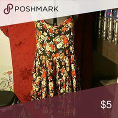 A flower dress A flowy flower dress Dresses Mini