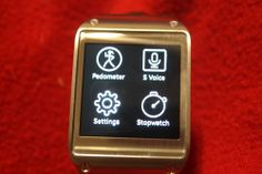 Samsung Galaxy Gear Smart Watch http://Mobile1stChoice.com #Mobile1stChoice