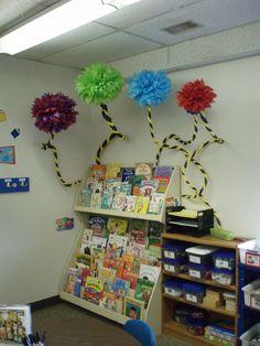 Mrs. Shininger's Blog: Dr. Seuss Theme
