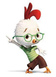 Gifs , Mensagens e Imagens :: Gifs Chicken Little