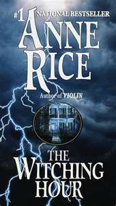 1st book in the Mayfair Witches Trilogy  Love this trilogy.