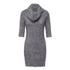 Firetrap Ashland - Feather Yarn Jumper Dress found on Polyvore