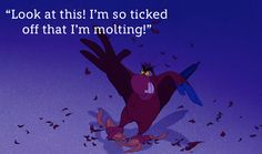 An Iago Quote for Every Occasion | Oh, Snap! | Oh My Disney