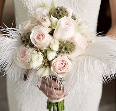 elegant bouquets for weddings - Google Search