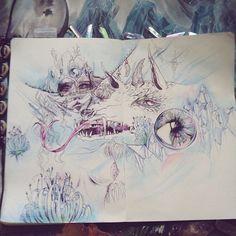 http://sosuperawesome.com/post/140730146080/art-prints-by-naomi-nowak-on-etsy-naomi-nowak-on