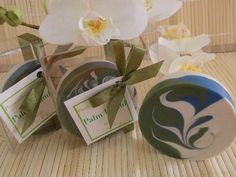 Palm Island soap rounds