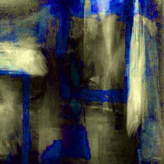 Blue #5 (Homage to Klein). David Lewis-Baker